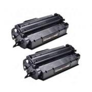 Pack 2 Toneres Impresora HP LASERJET 1160LE compatible