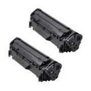 Pack 2 Toneres Impresora HP LASERJET 1220 compatible