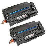 Pack 2 Toneres Impresora HP LASERJET P1605 compatible