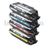 Pack 4 Toner HP Q2670A Compatible