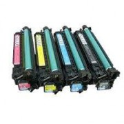 Pack 4 Toner HP CE400X Compatible
