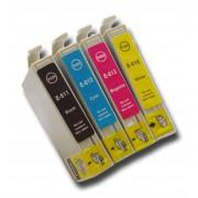 Pack de 4 Cartuchos de Tinta Epson T0611 T0612 T0613 T0614