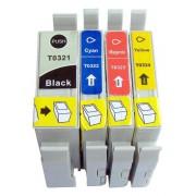 Pack de 16 Cartuchos de Tinta Epson T0321 T0322 T0323 T0324