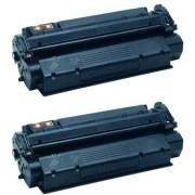 Pack 2 Toner HP Q2613X Compatible