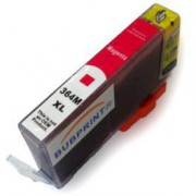 Cartucho HP 364 XL BK Tinta Compatible HP364