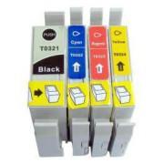 Pack de 8 Cartuchos de Tinta Epson T0321 T0322 T0323 T0324