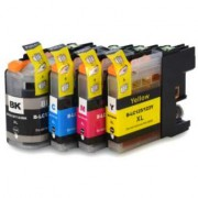 Pack 8 Cartucho Brother LC127- LC125 Compatible