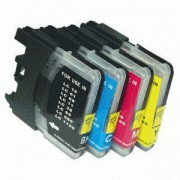 DCP-383C   Pack 12 Cartucho Impresora Brother DCP-383C Compatible