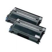 2070N Pack 2 Toneres Impresora Brother HL 2070N Compatible