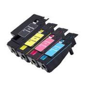C1750W Pack 4 C1750W Toner Impresora Epson C1750W Aculaser Compatible
