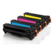 400 MFP M475DW Pack 4 Toneres Impresora HP LASERJET PRO 400 MFP M475DW compatible