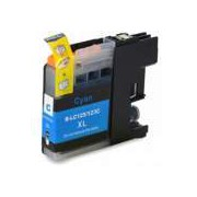 Cartucho Brother LC 121 LC 123 Tinta Compatible LC 121 LC123