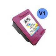 Cartucho HP 301 V1 XL BK Compatible