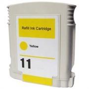 cp1700ps Cartucho Impresora HP Color InkJet cp1700ps YL Compatible