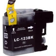 Cartucho Brother LC 121/ 123 V2 BK Tinta Compatible LC 121 LC123