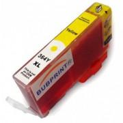 Cartucho HP364 XL Y Tinta Compatible