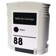 Cartucho HP 88 XL BK Tinta Compatible HP88