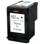 Cartucho HP 901XL BK Tinta Compatible HP901