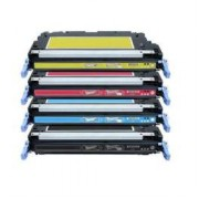 3600 Pack 4 Toneres Impresora HP COLORLASERJET 3600 compatible