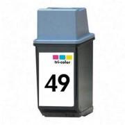 656CVR Cartucho Impresora HP DESKJET 656CVR Compatible