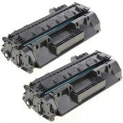 Pack 2 Toneres Impresora HP LASERJET PRO P1567 compatible