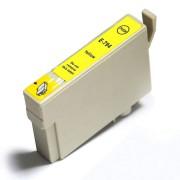PX710W Cartucho Impresora Epson Stylus Photo PX710W Amarillo Compatible